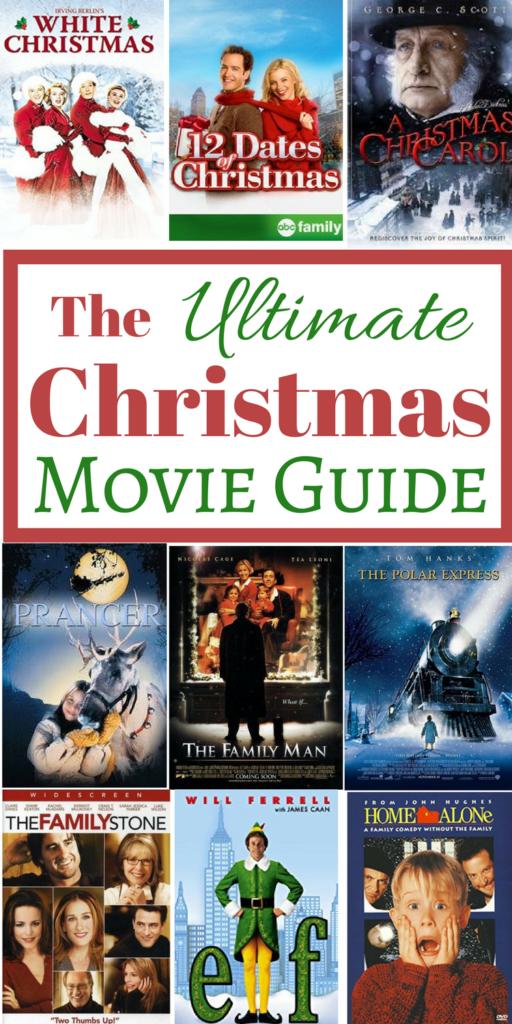 ultimate christmas movie guide