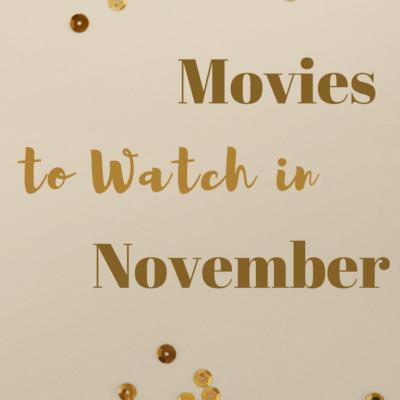 Thanksgiving Movie Watch List
