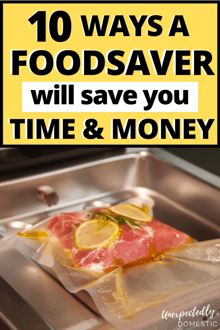 10 Foodsaver Tips and Tricks to Save Thousands on Groceries