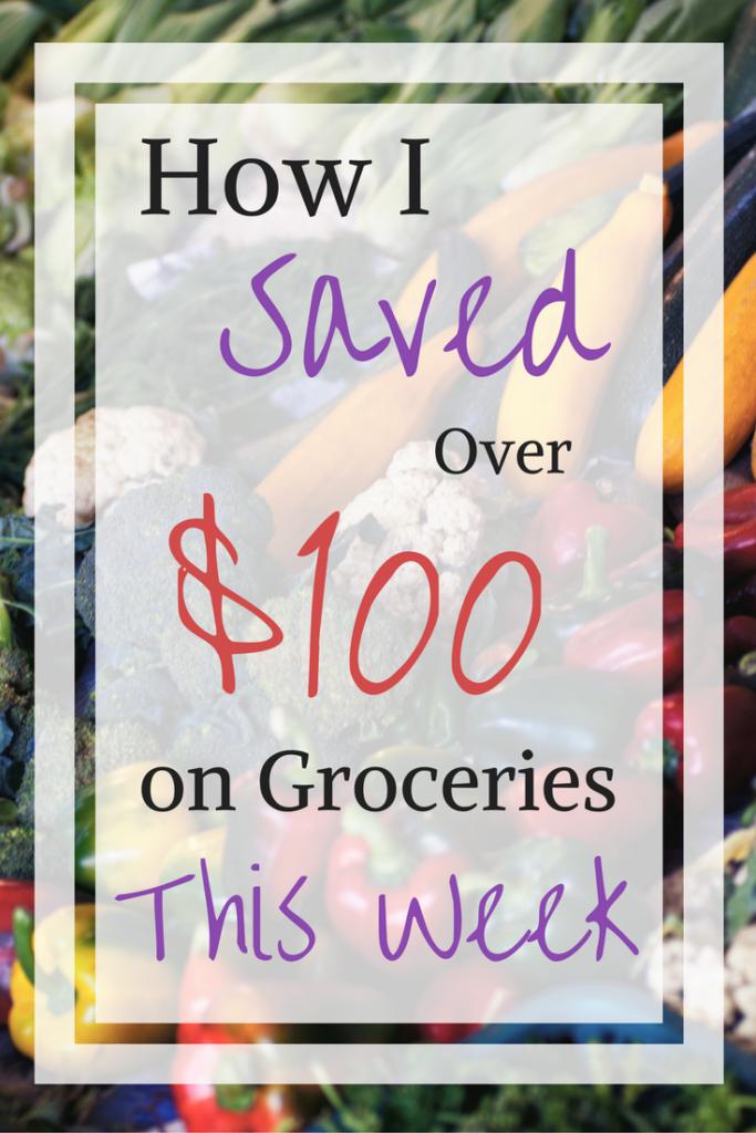 January grocery haul