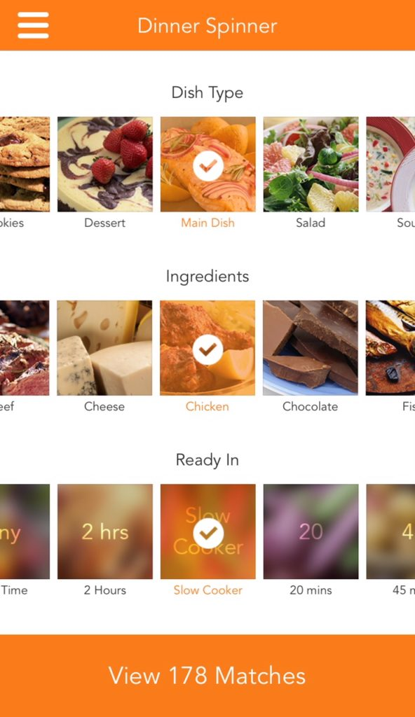 meal planning for beginners