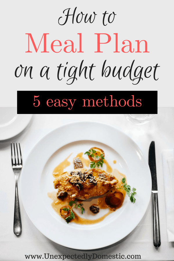 5 Easy Meal Planning Strategies for Beginners