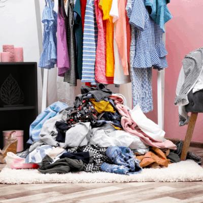 10 Easy Tricks to Organize Your Closet on a Budget