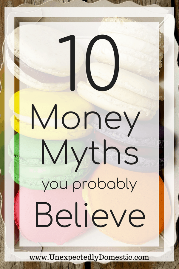 10 Money Myths That Are Keeping You Broke