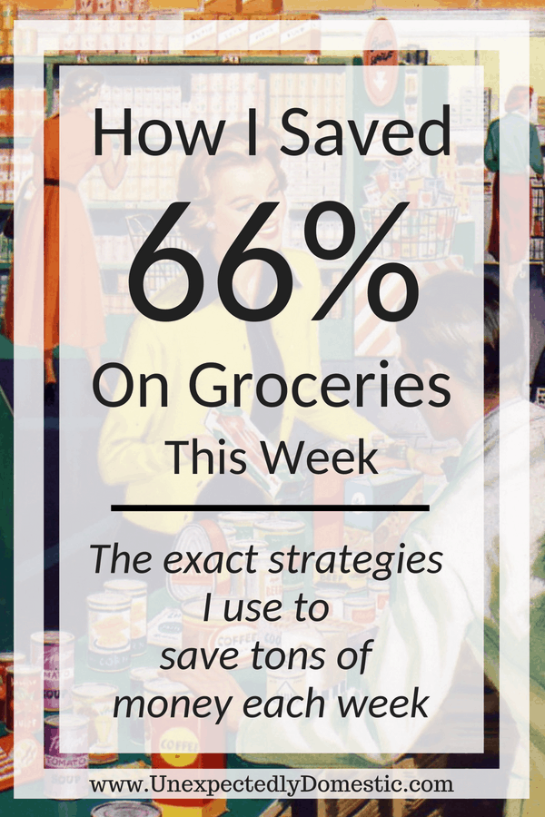 Looking to lower your grocery budget? Check out these easy grocery shopping savings tricks! You will learn how to spend less on groceries and much more.