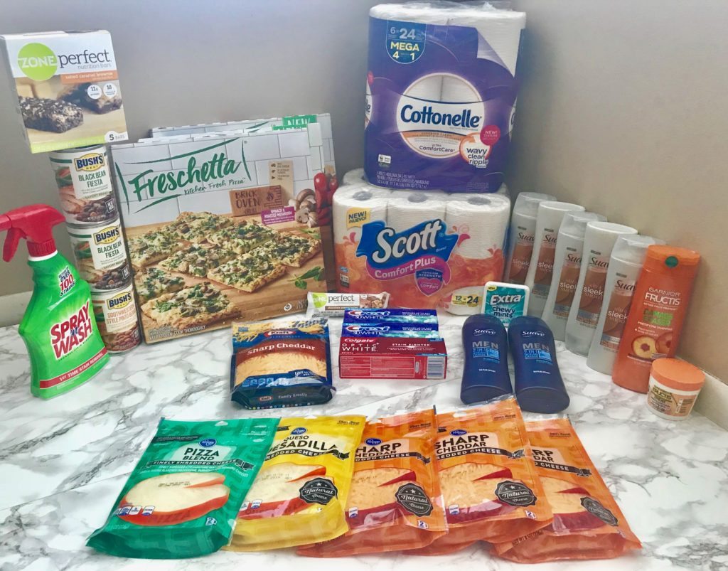 Learn how to shop a Kroger Mega Event, get free stuff, and keep your grocery budget low with these easy money saving hacks.