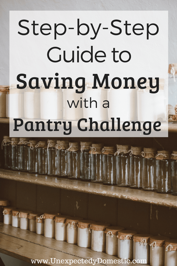 10 Surprising Advantages of Doing a Pantry Challenge