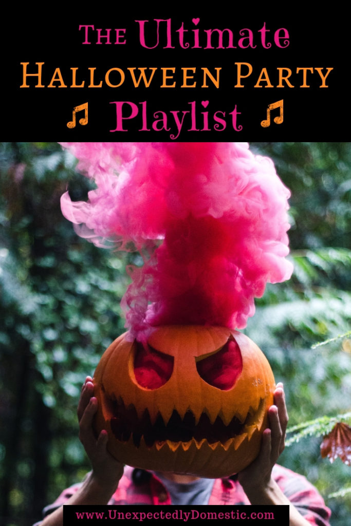 Here's a list of the best Halloween songs for your Halloween party! This Halloween songs playlist will make your Halloween party more fun!