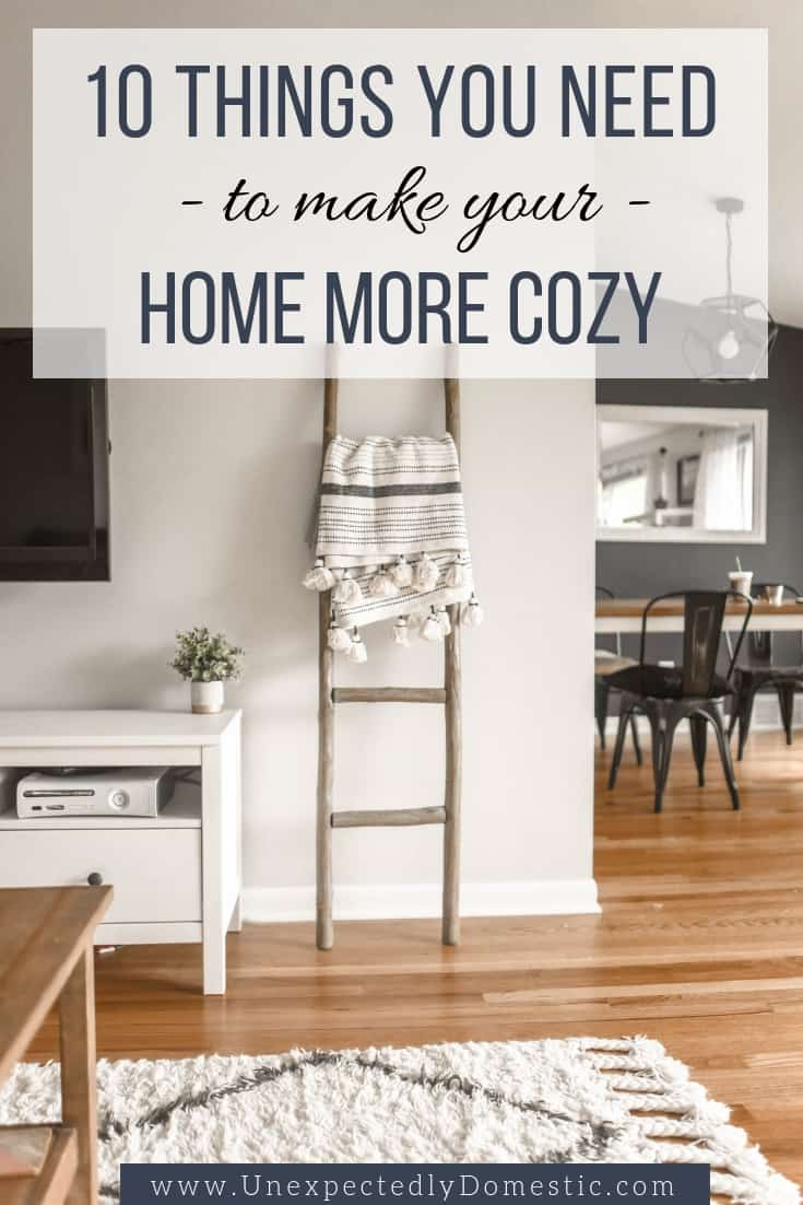 10 Easy Tricks to Make Your Living Room More Cozy
