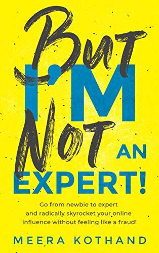 But I'm Not an Expert book review
