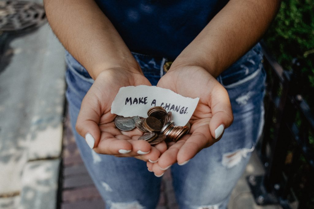 Feeling financially hopeless? Wondering how to get control of your finances? Check out these 10 ways to improve your financial situation today!