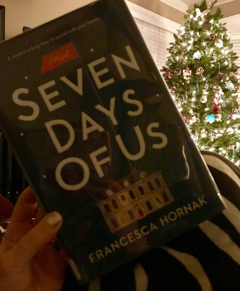 seven days of us book review