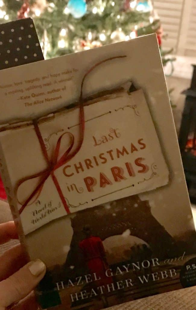 Last Christmas in Paris book review