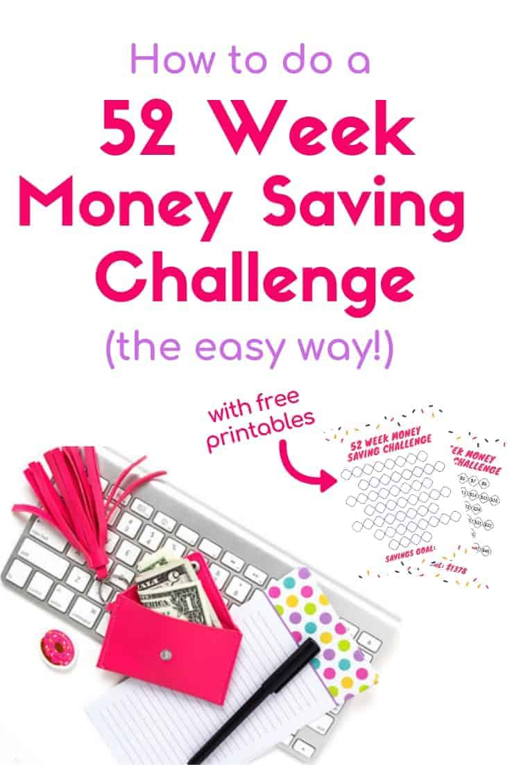 15 Money Saving Challenge Ideas for 2021 (something for every budget!)