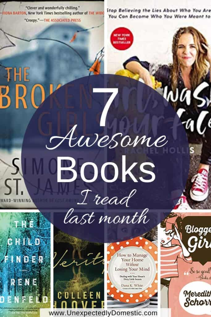 January 2019 Book Review