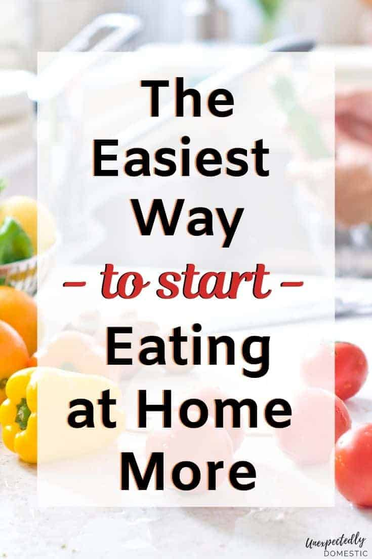 meal planning with grocery lists