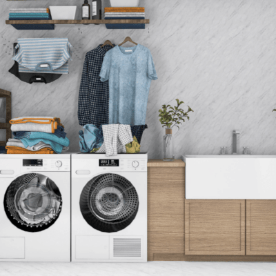 Overwhelmed by Laundry? 17 Tricks to Shrink Your Laundry Pile Faster