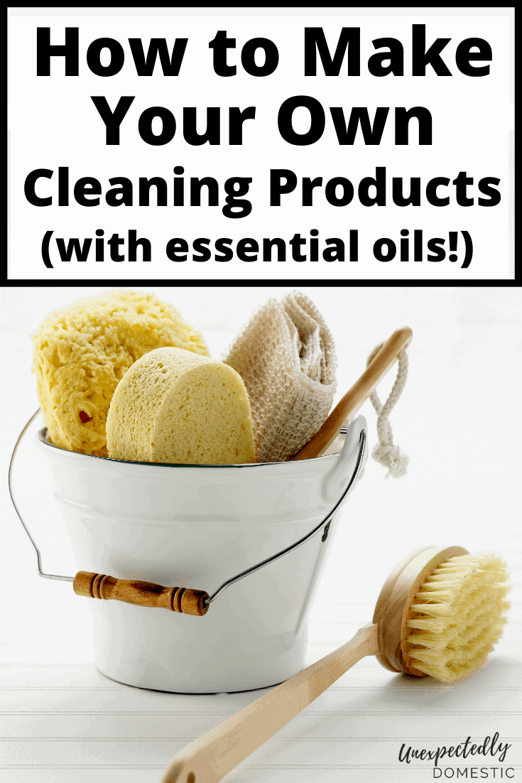 The best essential oils for cleaning and disinfecting! Everything you need to know about cleaning with essential oils and making homemade cleaning recipes.