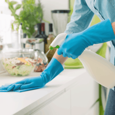 The Dirtiest Places in Your Home…and how to clean them!