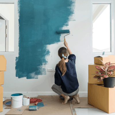 How to Spruce Up Your Home on a Budget (19 free & cheap ideas!)