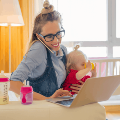 13 Legit Ideas for Stay at Home Moms to Make Money From Home